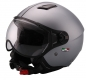 Preview: Helm VITO JET MODA matt-grau