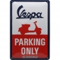 Preview: Vespa - Parking only