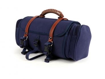 Koffer Tasche (klein) für Gepäckträger MOTO NOSTRA Classic 330x190x180mm passend für z.B. Vespa, Lambretta, GTS 125 300, GTV, LXLXV, ET4,