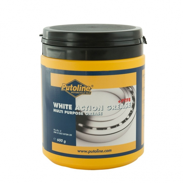 Schmierfett - PUTOLINE - White-Action-Grease 600 g
